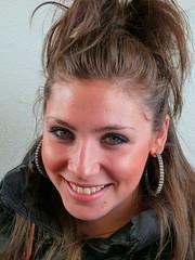 Maria Grazia.. (antonè) Tags: sardegna sorriso sassari ritratto collega modella impressedbeauty antonè flickrdiamond assistentescuolabus
