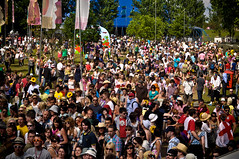 Festival fever (vinspired) Tags: volunteering hotpicks