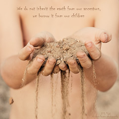 The Earth....273/365 [Explore] Frontpage #3 (Anna Hwatz Photography) Tags: boy motion idea kid sand hands child message quote earth fingers dirt nails 365 odc2 ourdailychallenge earthwindorfire sandpouringthroughfingers