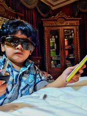 iPod, Glasses & Me