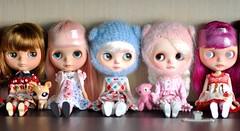 The Custom Girls Unite! *Elly Jelly Blythes**