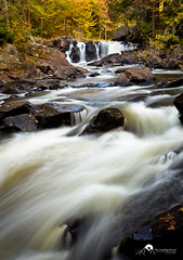 Brooks Falls #1 (Andy_M1981) Tags: ontario canada fall water yellow river landscape waterfall muskoka brooksfalls 2011 ef1740f40l magnetewanriver canon5dmarkii eos5dmarkii blinkagain wwwunendinghorizonca fallphototrip2011
