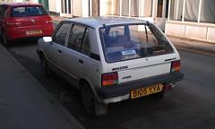 1984 Suzuki Alto FX Auto (UKPASEOCLUB) Tags: 1984 automatic suzuki fx alto