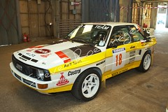 Audi Quattro S1 (Coupe) (Steven Roe Images) Tags: classic race rally retro 7d coventry 2012 classicrally canon7d wwwstevenroeimagescouk raceretro2012 audiquattrocanon