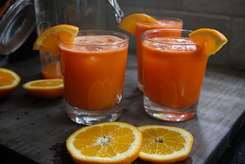 carrot ginger elixir