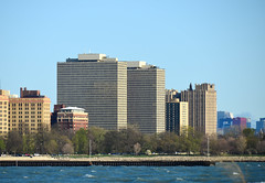 Hyde Park/Kenwood skyline