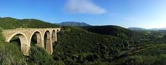 Vecchio ponte acquacadda (Gian Luca Floris) Tags: sardegna ponte rosas sud ferrovia fms ferroviario sulcis narcao nuxis flickrandroidapp:filter=none acquacadda florisgianluca