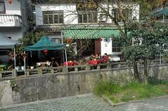 On the Road to the Tea Plantation (kymagirl) Tags: china hangzhou greentea teaplantation