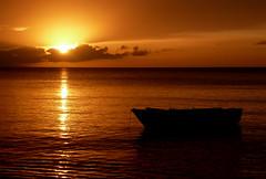 Boat at sunset (Chalto!) Tags: westindies caribbean windwards grenada boat sunset dusk sea 15challengeswinner