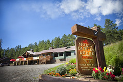 "Molly Bulter Lodge, Greer, AZ Est. 1910 • <a style=""font-size:0.8em;"" href=""http://www.flickr.com/photos/77555780@N03/7109643995/"" target=""_blank"">View on Flickr</a>"