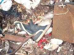 Viking-V #1 (camilla157) Tags: trash garbage boots rubber viking mll kadett