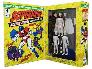 打造自己專屬的超級英雄!!!