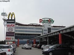 Plus City (Klingsi92) Tags: linz shoppingcenter oberösterreich 2014 pasching einkaufszentrum pluscity