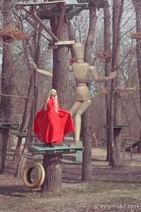 Playground Legends (Bondart) Tags: cold abandoned girl lady forest canon vintage weird dress bokeh witch alien gothic longhair inspired surreal 5d melancholy spiritual wonderland kiev kyiv decadence helios melancholic gelios bondart
