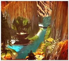 Grand Canyon 4 (Slice (Kairo Lange)) Tags: grandcanyon sl secondlife secondlifedestinations