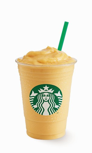 Banana Mango Frappuccino® Blended Beverage
