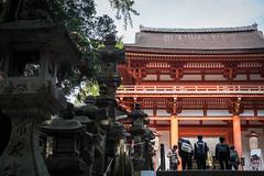 Kasuga Shrine (veropie) Tags: travel japan shrine asia traveller nippon traveling nara kasugashrine kasuga notatourist