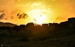 Early Morning At Mubarak (UK-5) Tags: morning pakistan sunset landscape nikon village fishermen outdoor explore karachi mubarak d7200