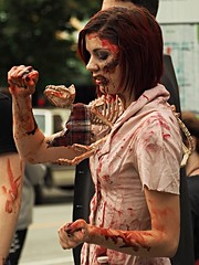 Vancouver Zombie Walk 2015 (dons projects) Tags: summer canada vancouver interesting downtown bc artgallery zombie britishcolumbia olympus september horror undead zombies vancouverbc omd 2015 m43 em10 mft walkingdead fourthirds zombiewalk seeninvancouver zps zonerphotostudio microfourthirds mzuiko olympusm40150mmf4056r donsprojects olympusem10 olympusomdem10 omdem10