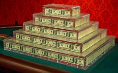 Million Dollar Shot (Anthony's Olympus Adventures) Tags: ballys lasvegas fremontstreet casino vegas milliondollar million money dollars currency cash binions