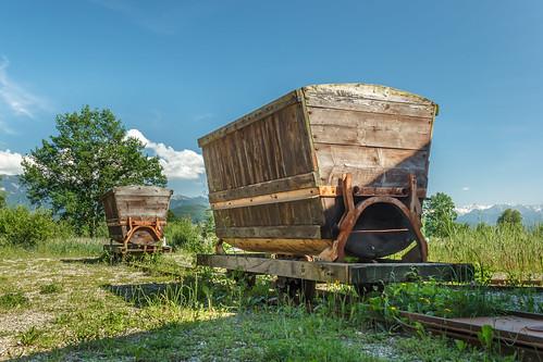 Schollenmühle im Altstätter Riet