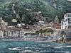 Amalfi (kriswoods2322) Tags: sea beach rocks unescosite sorrentinepeninsula mediterraneanlandscape campaniaregion