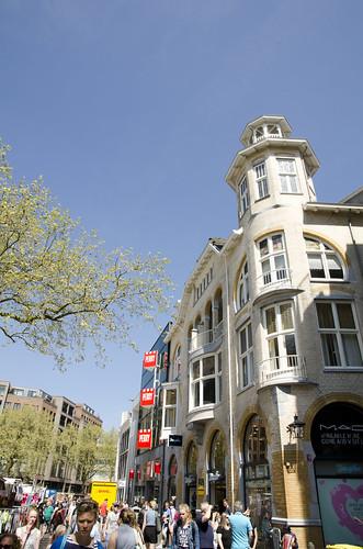 Weekend à Utrecht