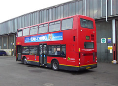 GAL PVL364 - PJ53SOU - NSR - BX BEXLEYHEATH BUS GARAGE - SAT 19TH MAR 2016 (Bexleybus) Tags: bus london ahead volvo kent garage president go route 401 tfl bexleyheath bx goahead plaxton pj53sou pvl364