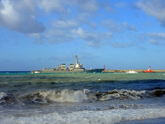 16061701802foce (coundown) Tags: genova mare vento velieri sailingboat ussmasonddg87 ddg87 ussmason mareggiata piloti