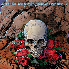 Grateful Dead - July 1978: The Complete Recordings (Red Rocks 7/8) (Caine Schneider) Tags: red dead rocks july grateful 1978