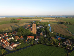 Ransdorp (2 ) (de kist) Tags: thenetherlands aerial kap waterland ransdorp