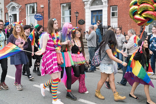 PRIDE PARADE AND FESTIVAL [DUBLIN 2016]-118139