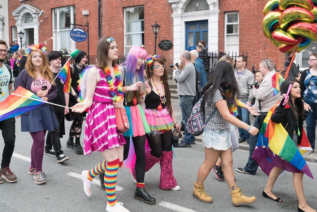 PRIDE PARADE AND FESTIVAL [DUBLIN 2016]-118139
