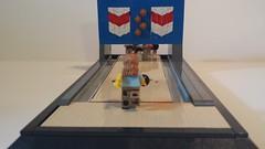 Almighty Malachi, Professional Bowling God (starbeanie) Tags: lego bowling malachi god lynch
