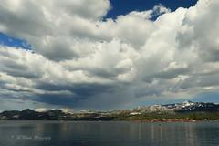 Restless weather over the Sierra (trifeman) Tags: california lake june canon spring eldorado sierra 7d sierranevada 2016 usfs eldoradonationalforest enf icehouseroad canon7dmarkii