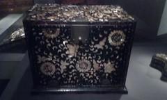 (sftrajan) Tags: sanfrancisco box exhibit caja muse asianartmuseum asianart decorativearts 2016  koreanart     motherofpearllacquerwarefromkorea