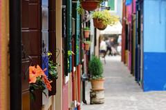 mood for walking (margycrane) Tags: street venice walking burano wenecja