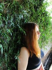 Al principio de los tiempos, cuando el bosque era joven, vivan en armona los animales, los hombres y las criaturas mgicas. (Aviarios Elyon) Tags: naturaleza luz nature girl natural autoretrato pan vigo faun ellaberintodelfauno canoneos1100d