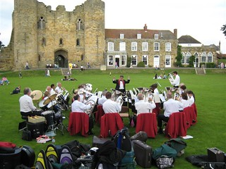 Tonbridge Castle, 2007