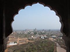 View from Lakshmi Narayan Mandir