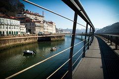 People Path Bridge (ricardo_vilela) Tags: portugal porto worldwidelandscapes mygearandme ringexcellence blinkagain magicmomentsinyourlifelevel2 magicmomentsinyourlifelevel1