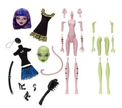 Create-a-Monster Starter Pack : Cat Girl - Witch (Renka 1/2) Tags: toys jouets monsterhigh