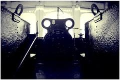 DINS LA MÀQUINA (Dani Morell) Tags: museum train tren museu railway catalonia steam catalunya garraf locomotora vilanova païsoscatalans ferrocarril vng ppcc