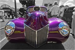 BLO 40 (Brian Aston) Tags: car nikon purple australia qld hotrod vehicle rod 40 custom blo queenslandaustralia d90 highaltituderun brianaston whiptail2011 toowoomba2012 blo40