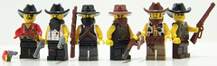 The Law - Figbarf (Silenced_pp7) Tags: old west brick site arms lego fig action mini barf creation prototype pistol western warrior law warriors sight minifig minifigs shotgun custom vignette colt ak47 lever proto holographic minifigure moc vig gp30 vigs brickarms figbarf brickwarriors ak47gl