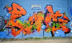 Ponk HA (Heavy Artillery) Tags: london artillery ha heavy thrasher ponk heavyartillery 3dom jiroe
