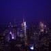 Bank of America Tower (One Bryant Park), GE Building (RCA Building) 30 Rockefeller Plaza, Blue Hour, Midtown, Manhattan, NYC CLS_5713.JPG