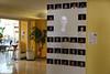 L'arrivée dans le hall (sigcog) Tags: portrait art de ma à local sigrid ela serial indice ici mosaïque saintjean création lhopital contemporain 2011 coggins individuel résidence lors lhôpital participatif daulps chromatique dâme