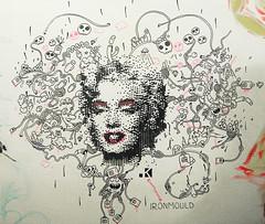 Krayon+Ironmould @Laszlo Biro (.krayon) Tags: show streetart handmade pixel pixelart collective artworks biro mdf laszlo uniposca ironmould krayon poscapen 99arts monelliseries krayonironmould