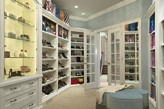 "Her Shoe and Handbag Closet • <a style=""font-size:0.8em;"" href=""http://www.flickr.com/photos/75603962@N08/6853446493/"" target=""_blank"">View on Flickr</a>"